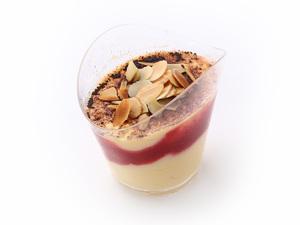 Десерт Клубничное тирамису, 80 г