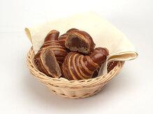 Французский круассан (шоколадный крем), 90г