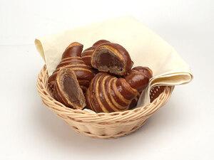 Французский круассан (шоколадный крем), 90 г