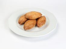 Пирожки печеные с яйцом и зеленью, 15 г