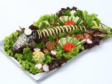 Рыба фаршированная (толстолоб)
