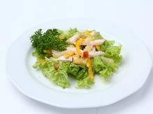 Салат с копченой куриной грудкой, весовое