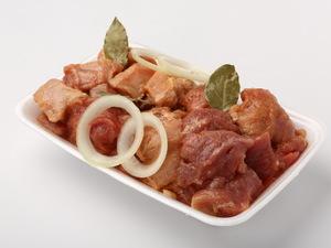 Шашлык из свинины, п/ф