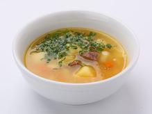 Суп гороховый с мясом, 300/20 г