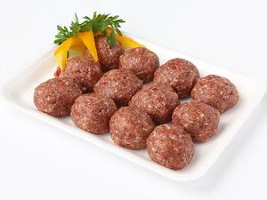 Тефтели из свинины и говядины, п/ф