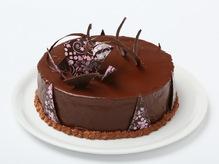 Торт Черный бархат, весовое