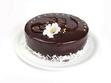 Торт Монблан, весовое