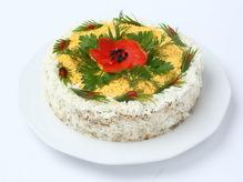 Закуска Виктория (торт печеночный), весовое